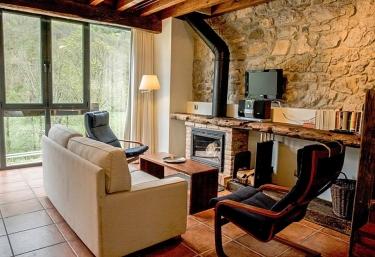 El Llerón- Casa San Roque - Campo De Caso, Asturias