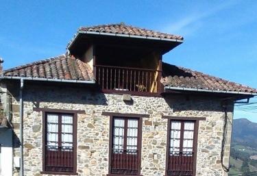 Casa de aldea El Palacio - Caldevilla, Asturias