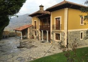 Casa rural La Faya