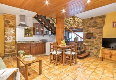Apartamentos rurales Blanca- El Xiblu - Paramo, Asturias
