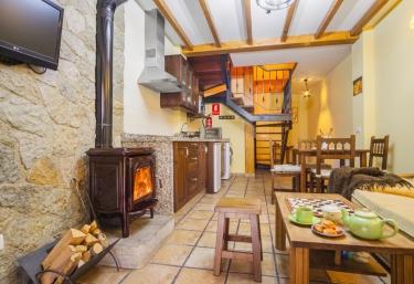 Apartamentos rurales Blanca- Las Ubiñas - Paramo, Asturias