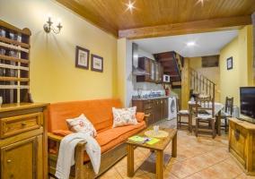 Apartamentos rurales Blanca- La Mesa