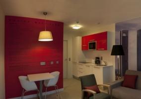 Apartamentos Las Vegas de Cardeo- Madrid