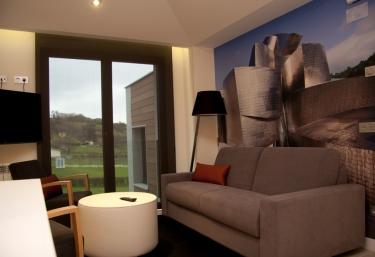 Apartamentos Las Vegas de Cardeo- Vascongadas - Cardeo (Morcin), Asturias
