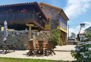 Casa rural Panizales - Panizales (Castrillon), Asturias