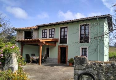 Casa rural El Cuetu del Pradón - Piñeres De Pria, Asturias