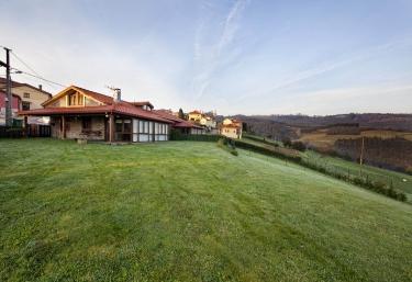La Era de Somao- Casa de Arriba - Somado, Asturias