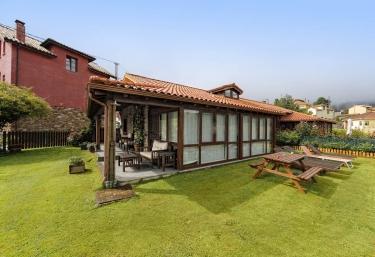 La Era de Somao- Casa de Abajo - Somado, Asturias