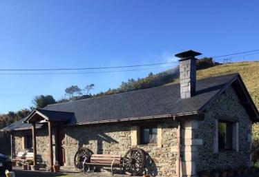Vivienda El Xeirón - El Vallin, Asturias
