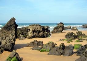 Zona de playas impresionantes