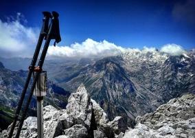Zona natural del Picu Boru