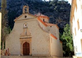 Zona de la iglesia en el entorno