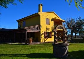 Casa Lorenzana - La Selva Del Camp, Tarragona