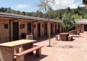 Complejo rural Miguel de Luque- Albergue