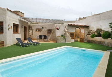 Ca l'Oliva - Preixens, Lleida