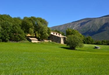 Mas de Bruquet - Llimiana, Lleida