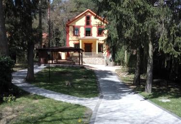 Sitio de mi Recreo II - San Rafael, Segovia