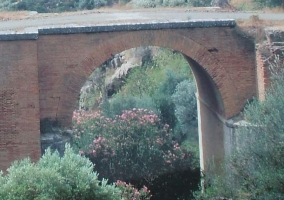 Puente del Paraíso en Villanueva De La Concepcion
