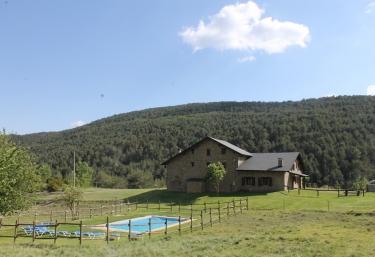 El Paller - Valldarques, Lleida
