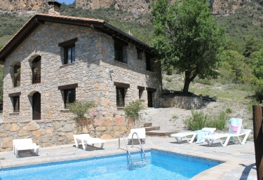 Casa rural Solà - Valldarques, Lleida