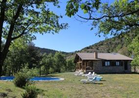 Casa rural Tossal