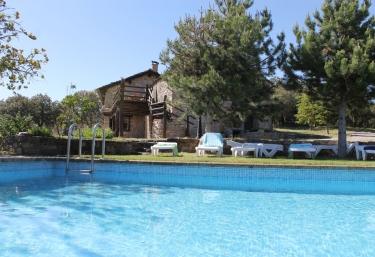 Casa rural Sobre Roca - Valldarques, Lleida