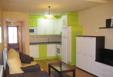 Apartamento Allurkos I  - Uztarroz (Valle Roncal), Navarra