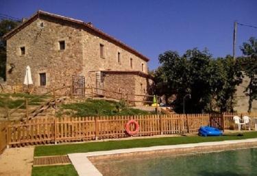 Can Malràs - Massanes, Girona