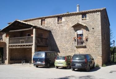 La Rectoría de Montclar - Montclar, Barcelona