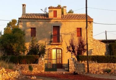 Casa del Pi - Font rubi, Barcelona