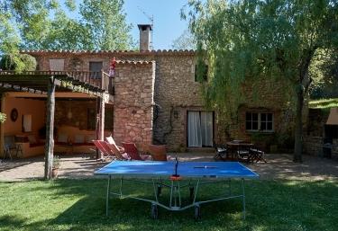 Can Cruilles - Serinya, Girona