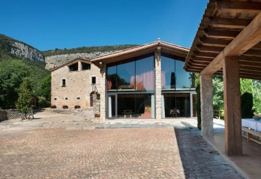Can Tallada - Sant Marti De Llemena, Girona