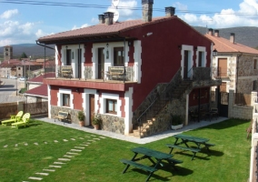 Casa Rural Jaramillo de la Fuente I y II