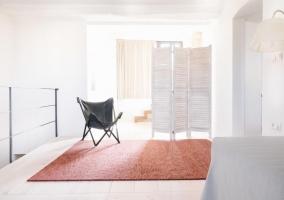 Suite con espacio de estar