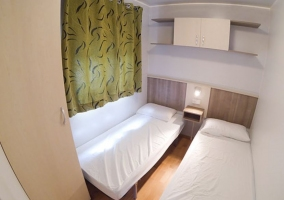 Casa Móvil dormitorio doble