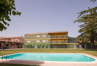 Albergue Rural Bellavista - Santa Pau, Girona