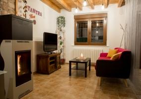El Mirador y Relax- Tantra Love - Lancharejo, Ávila