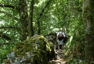 Santa Eulalia y zonas de senderismo