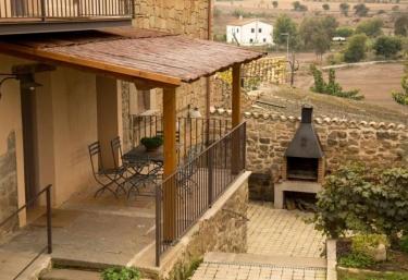 Cal Finestres- Ambient Fauna - Osso De Sio, Lleida