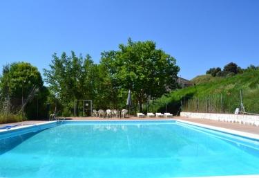 157 casas rurales m s baratas en lleida - Casas rurales lleida piscina ...