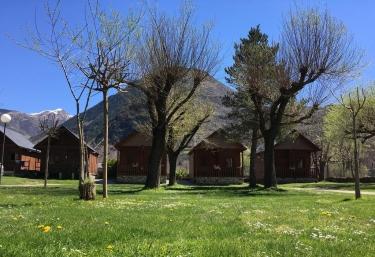 Camping Boneta - Barruera, Lleida