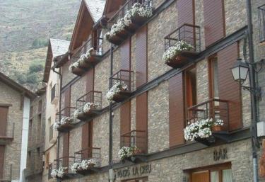 Pensió La Creu - Esterri D'aneu, Lleida