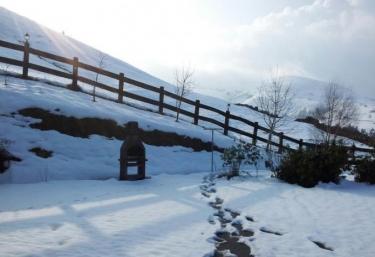 La Cabaña de Bienvenida- Bustranales - Tezanos, Cantabria