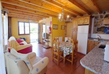 La Cabaña de Bienvenida- La Somadilla - Tezanos, Cantabria