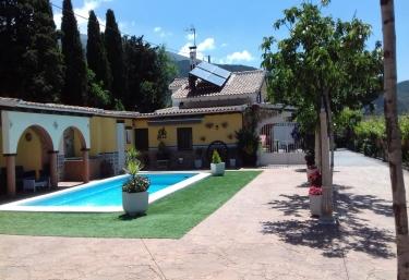 Laurel y Romero - Niguelas, Granada