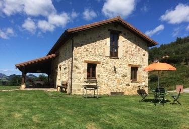 La Atalaya de Vayondo - Entrambasaguas, Cantabria