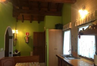 Casa Carmen de Castro- El Desván - Trasvia, Cantabria