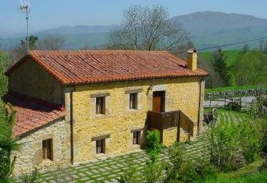 Cabaña de Mateo - Villacarriedo, Cantabria
