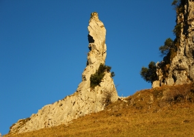Zonas naturales con formaciones rocosas