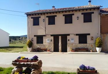 El Enebral II - Nafria De Ucero, Soria